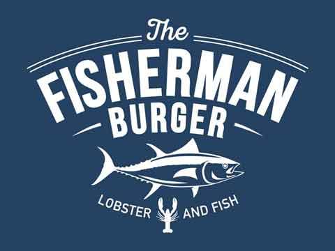 Fisherman Burger-