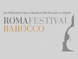 Festival di Musica Barocca di Roma - Associazione Festina Lente-www.romafestivalbarocco.it