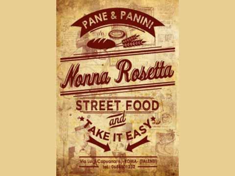Nonna Rosetta - Pane e Panini-www.nonnarosetta.it