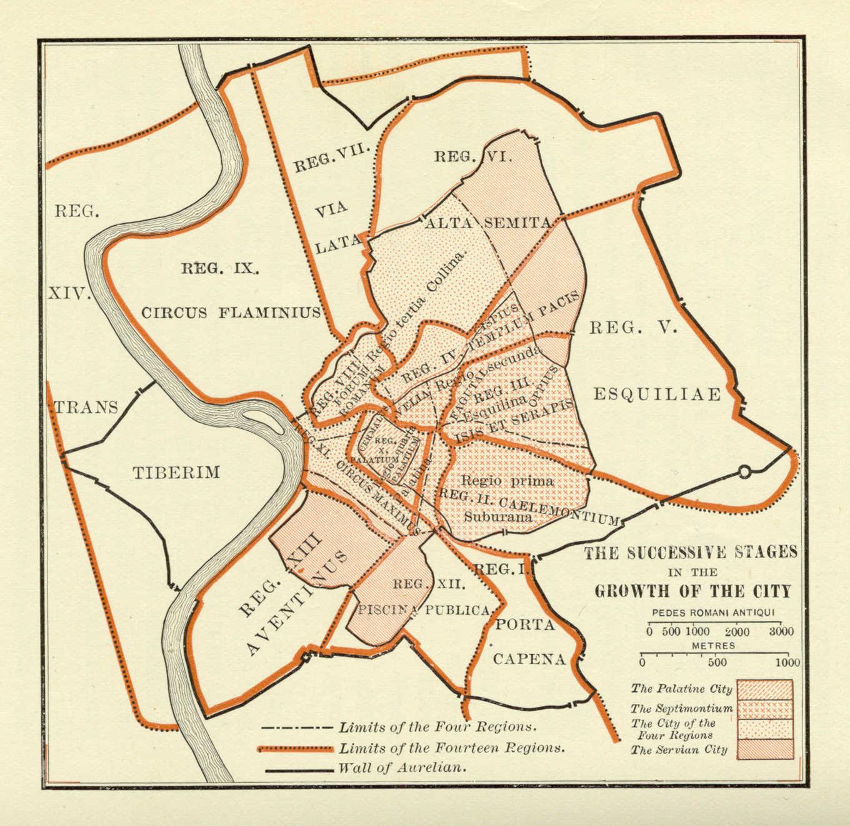 Roma preistorica - Septimontium